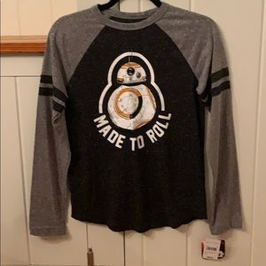 Star Wars long sleeve shirt
